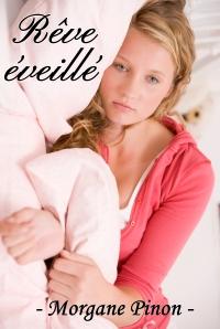 Teenage Girl Lying On Her Bed Looking Sick